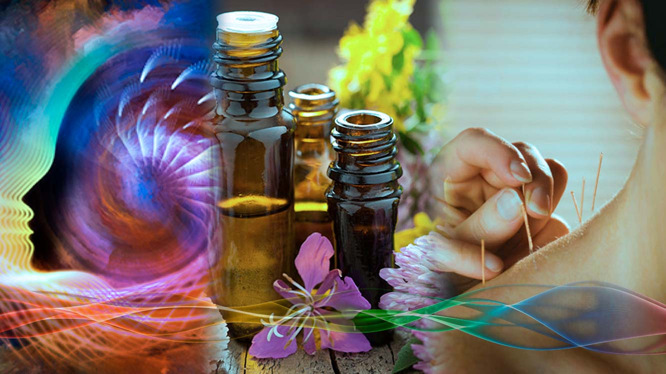 Popular alternative healing practices